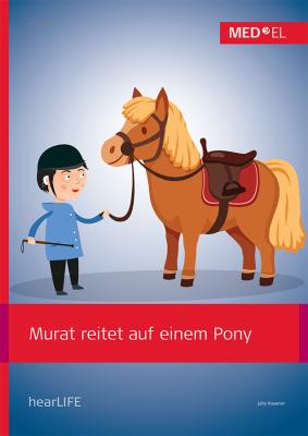 Murat reitet ein Pony