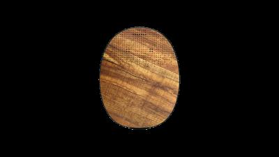 RONDO 3 Mikrofonabdeckung Wood
