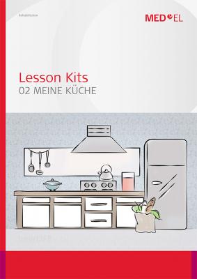 Lesson Kit 02 - Meine Küche