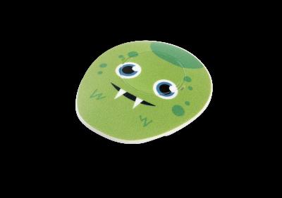 SAMBA 2 Mikrofonabdeckung Green Monster