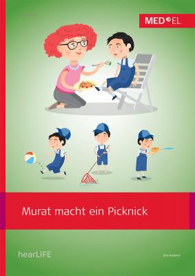 Murat macht ein Picknick