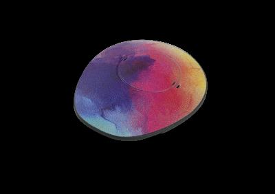 SAMBA 2 Mikrofonabdeckung Watercolour