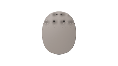 RONDO 3 Mikrofonabdeckung Eisgrau