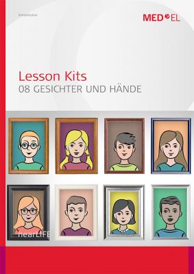 Lesson Kit 08 - Gesichter und Hände