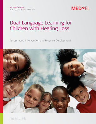 Dual Language Learning for Children with hearing